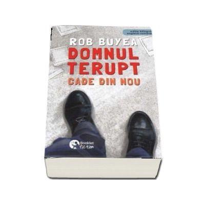Domnul Terupt cade din nou. Editie bilingva engleza-romana
