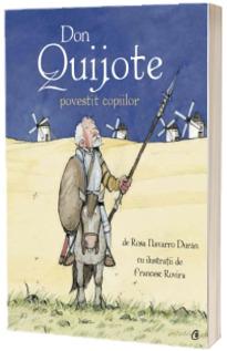 Don Quijote povestit copiilor
