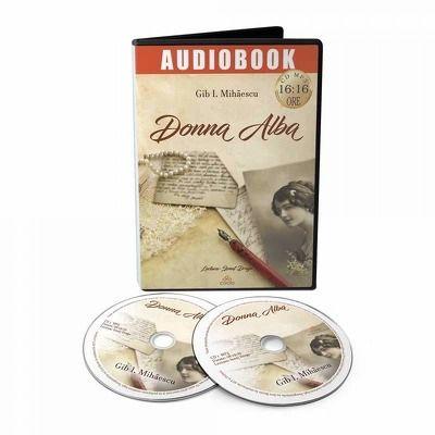 Donna Alba. Audiobook