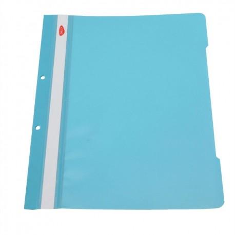 Dosar plastic cu sina Daco albastru turcoaz