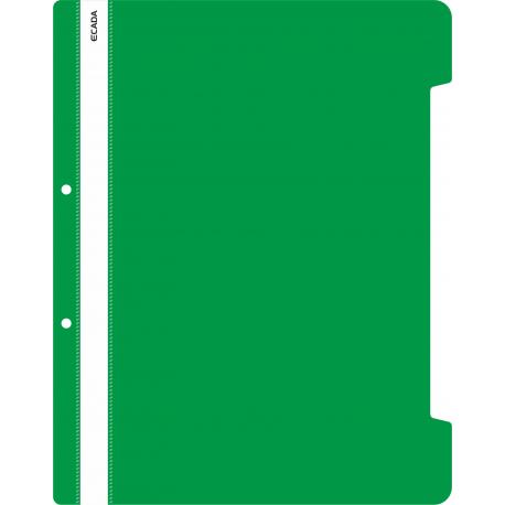 Dosar plastic cu sina Ecada verde