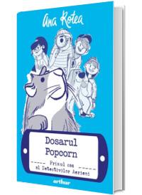 Dosarul Popcorn. Primul caz al Detectivilor Aerieni