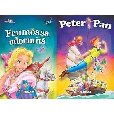 Doua povesti. Frumoasa adormita si Peter Pan