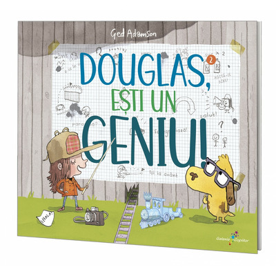 Douglas, esti un geniu!
