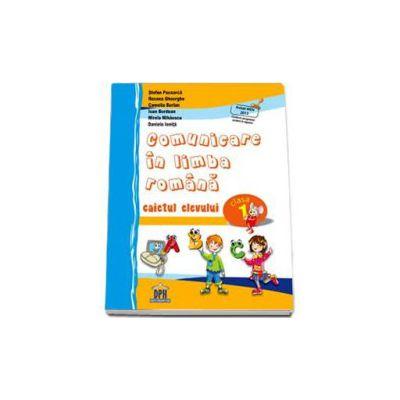 Comunicare in limba romana caietul elevului clasa I - Stefan Pacearca
