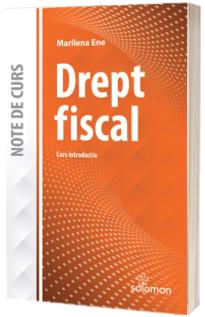 Drept fiscal - Curs introductiv