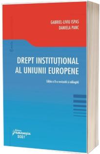 Drept institutional al Uniunii Europene. Editia a 2-a