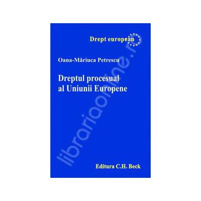 Drept procesual al Uniunii Europene