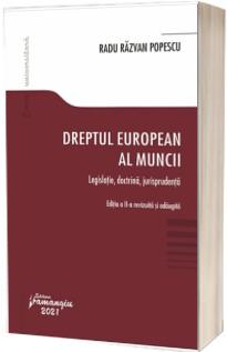 Dreptul european al muncii. Editia a 2-a