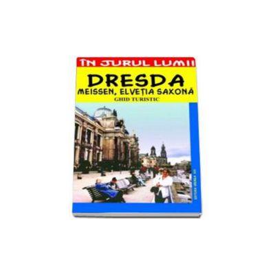 Dresda - ghid turistic - Silvia Colfescu