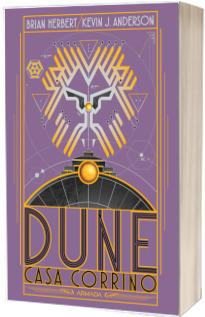 Dune. Casa Corrino. Preludiul Dunei