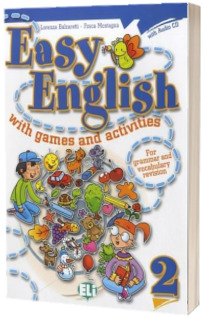 Easy English with games 2