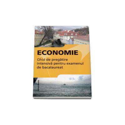 Economie, bacalaureat 2015. Ghid de pregatire intensiva