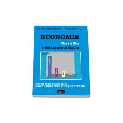 Economie manual clasa a XI-a. Ciclul superior al liceului