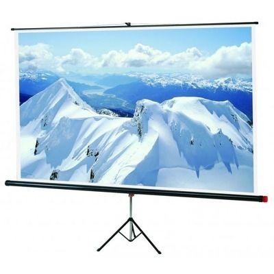 Ecran de proiectie cu trepied 180x180cm