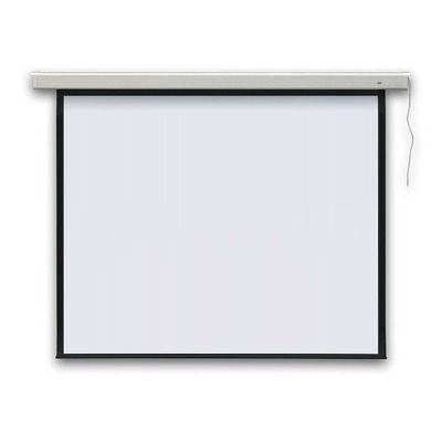 Ecran de proiectie electric cu telecomanda 236x175cm