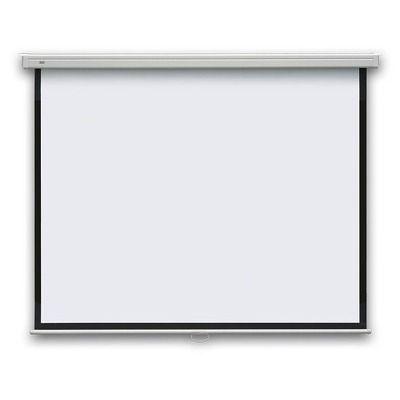 Ecran de proiectie manual,165x122 cm