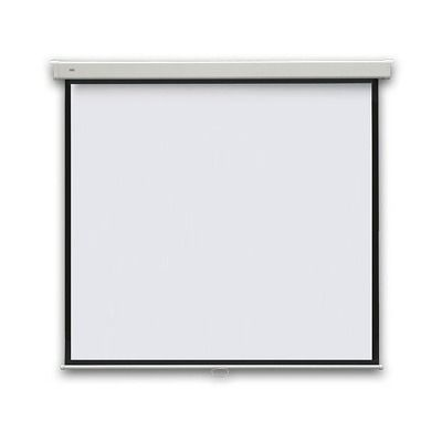 Ecran de proiectie PROFI manual, 199x199cm