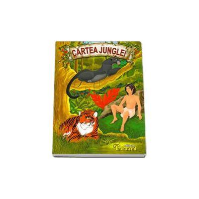 Cartea junglei (Editie ilustrata)