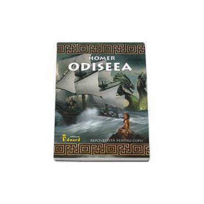 Odiseea - Repovestita pentru copii