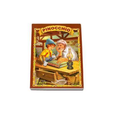 Pinocchio - Editie cu ilustratii color
