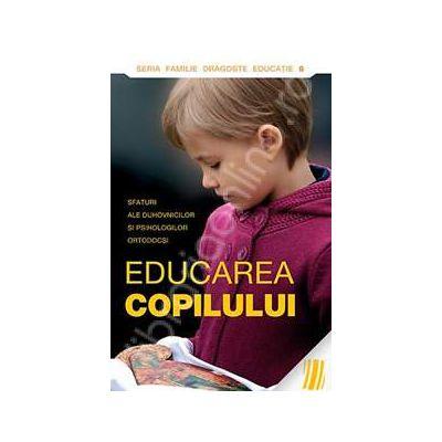 Educatia copilului carti