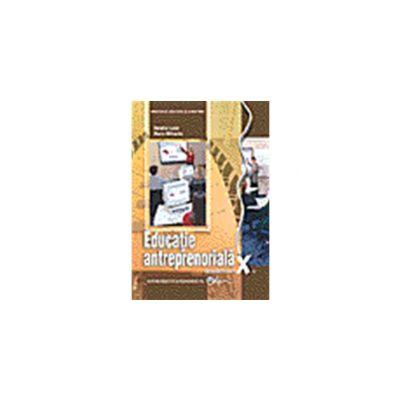 Educatie antreprenoriala, manual pentru clasa a X-a (Natalia Lazar)