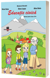 Educatie civica, manual pentru clasa a III-a