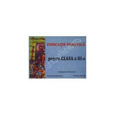 Educatie plastica pentru clasa a III-a