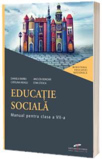 Educatie sociala, manual pentru clasa a VII-a