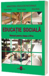 Educatie sociala. Manual pentru clasa a VII-a
