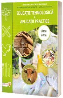 Educatie tehnologica si aplicatii practice, manual pentru clasa a V-a