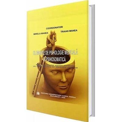 Elemente de psihologie medicala si psihosomatica