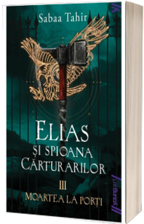 Elias si spioana Carturarilor III. Moartea la porti, editia 2021