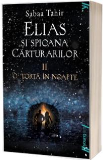 Elias si spioana Carturarilor volumul II. O torta in noapte - paperback