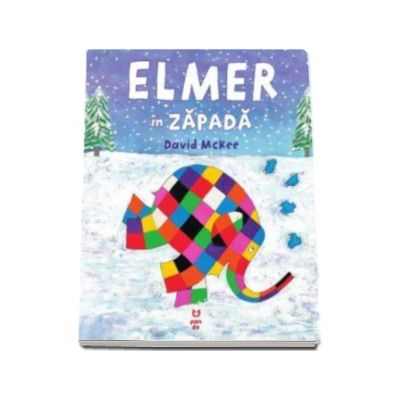 Elmer in zapada - David McKee