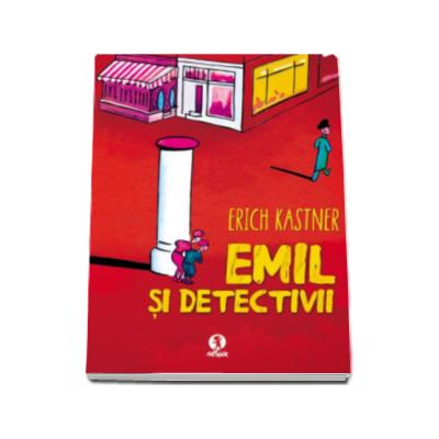 Emil si detectivii - Editie Hardcover