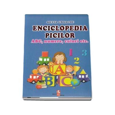 Enciclopedia picilor: ABC, numere, culor