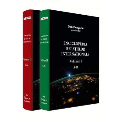 Enciclopedia relatiilor internationale (Volumul I si volumul II)