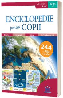 Enciclopedie pentru copii. Volumul I, de la A la K
