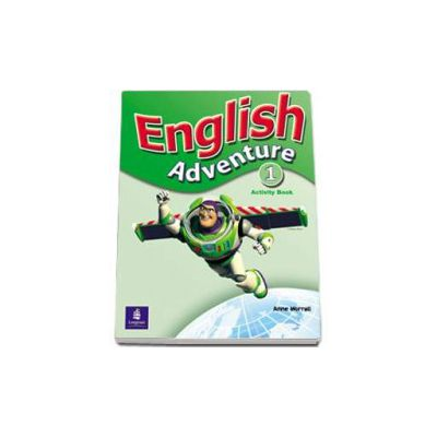 English Adventure Level 1 Activity Book (Format, paperback)