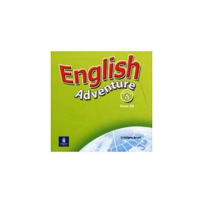 English Adventure Starter A  - Class CD