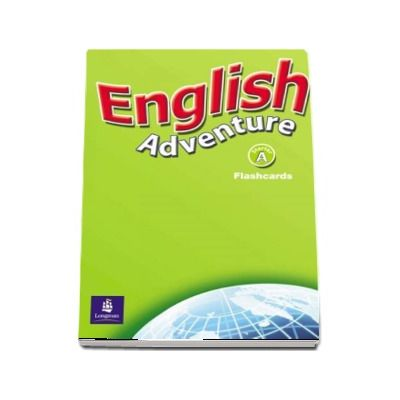 English Adventure Starter A Flashcards - Cristiana Bruni