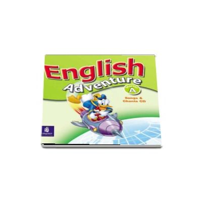 English Adventure Starter A Song and Chants CD - Cristiana Bruni