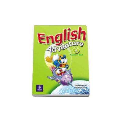 English Adventure Starter A. Teachers Book