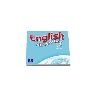 English Adventure Starter B - Class CD
