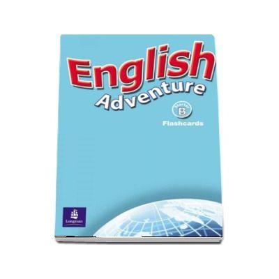 English Adventure Starter B Flashcards - Cristiana Bruni