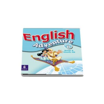 English Adventure Starter B Song and Chants CD - Cristiana Bruni