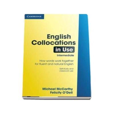 English Collocations in Use - Intermediate