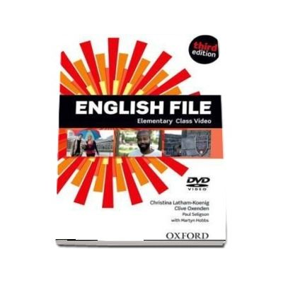 English File third edition: Elementary: Class Audio CDs : The best way to get your students talking